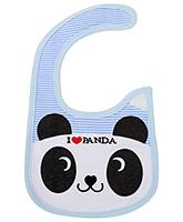 Buy Littles Baby Bibs - Panda Print