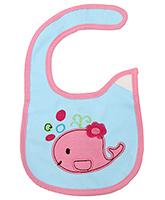 Buy Littles Baby Bibs - Fish Print