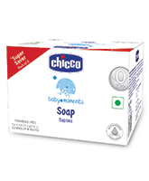 Buy Chicco Baby Moments Soap - Pack Of 3