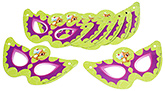 Tom and Jerry Paper Eye Mask - Pack Of 8