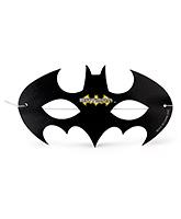 Batman Paper Eye Masks - 10 Units