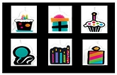 Buy Wanna Party Mini Molded Party On Birthday Candles - 6 Pieces