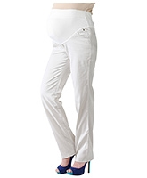 Morph White Formal Maternity Pant