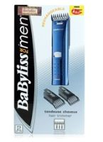 Babyliss Hair Clipper Trimmer (Stainless Steel Coat) - 7465E