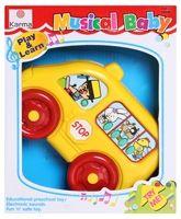 Buy Karma - Musical Toy School Bus