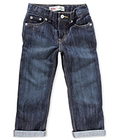 Levis Straight Fit 514 Jeans - Blue