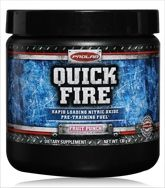 Prolab Quick Fire Rapid Loading Nitric Oxide Pre Training Fuel - Fruit Punch