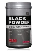 MRI Black Powder Instant Release NOS up-Regulating Pre Training formula - Fruit Explosion