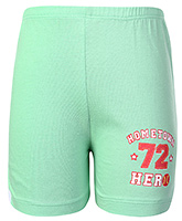 Buy Tango Bemuda Shorts Green - Hometown Print