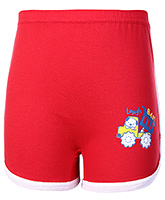 Buy Tango Shorts Red - Tough Baby Print