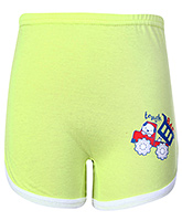 Buy Tango Shorts Green - Tough Baby Print