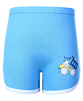 Buy Tango Shorts Sky Blue - Tough Baby Print