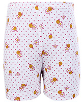 Buy Tango Dot Printed Shorts