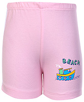 Buy Tango Bermuda Shorts Pink - Beach Print