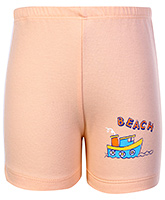 Buy Tango Bermuda Shorts Orange - Beach Print