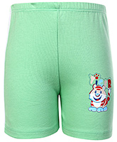 Buy Tango Bermuda Shorts Green - Tiger Print