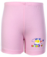 Buy Tango Bermuda Shorts Pink - Helicopter Print