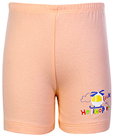 Buy Tango Bermuda Shorts Light Orange - Helicopter Print