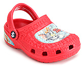 Buy Tom and Jerry Shoes Clogs with Tom and Jerry Print  - Red