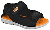 Buy Elefantastik Trendy Canvas Sandals - Black
