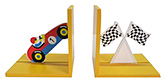 Kidoz Racer Bookend