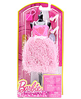 Buy Barbie Fashion Net Gown - Pink