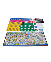 Funskool - Scotland Yard 10 Years+, 3 - 6 Players, A Compelling Detective Gam...