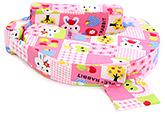Babyhug Feeding Pillow Rabbit Print - Pink