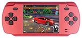 Asian Games PSP 8 Bit Genius - Red