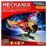 Zephyr - Mechanix Pocket Series Helicopt... 7 Years +, Engineering Systems For Creative Kids