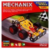 Zephyr - Mechanix Pocket Series Cars 7 Years +, Engineering Systems For Creative Kids