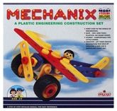 Zephyr - Mechanix Mobitech Cars & Planes... 3 Years+, A plastic engineering construction set