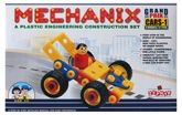 Zephyr - Mechanix Grand Pix Cars - 1 3 Years+, A Plastic Engineering Construction Set