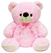 Soft Buddies Teddy Bear Soft Toy Pink - Big