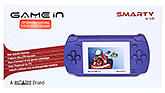 Mitashi Smarty V 1 Gaming Console Blue - 3 Inches