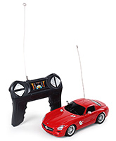 Fab N Funky Remote Control Car - Red