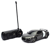 Fab N Funky Remote Controlled Car - Dark Grey