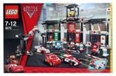 Lego - Disney Pixar Cars 2 Tokyo Interna... 7 - 12 Years, Race your rivals at the Tokyo World Gr...
