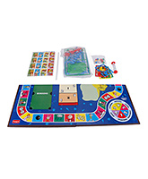 Funskool - Game Of Games 8 Years+, 2 - 4 Players, A Classic Collection Of 14 ...