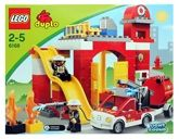 Lego - Fire Station 2 - 5 Years, Fine motor skills, Shapes and colors, S...