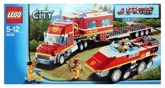 Lego - Fire Transporter V29 4430 5 - 12 Years, Take control of the fire with the awes...
