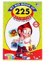 Activity Book - Quixot - My Big Book of 225 Activities