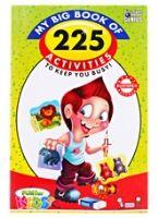 Activity Book - Quixot - My Big Book of 225 Activities