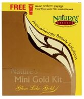 Nature's Essence Mini Gold Kit