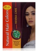 Nature's Essence Magic Natural Hair Color - Burgundy