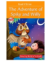 Pegasus The Adventures Of Spiky And Willy - English