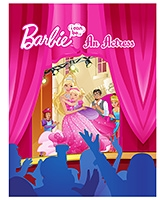 Parragon Barbie I Can Be an Actress Story Book - English