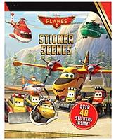 Parragon Disney Planes Fire & Rescue Sticker Book - English