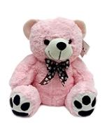 Soft Buddies Teddy Bear Soft Toy Large Pink