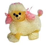 Soft Buddies Soft Toy Poodle Dog